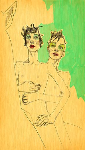 Иллюстратор Лиса Лева. Изображение № 11.