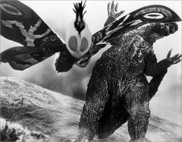«Годзилла против Мотры» 1964. Изображение №58.