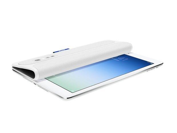 В смарт-кавер для iPad встроили динамик. Изображение № 3.