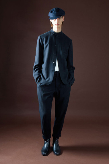 Лукбук: Christophe Lemaire 2012 Fall/Winter. Изображение № 11.