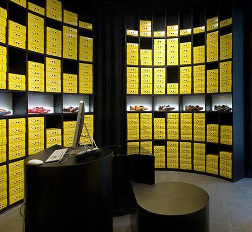 Изображение 5. 20 Великолепных дизайнерских концепций бутиков.. Изображение № 12.