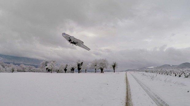 Энтузиаст построил дрон в виде «Тысячелетнего сокола». Изображение № 32.