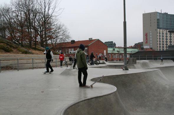 Изображение 22. Спортмастер: здоровый и активный образ жизни в Швеции.. Изображение № 19.