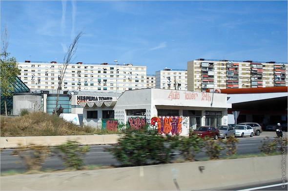 Стрит-арт и граффити Барселоны, Испания. Изображение № 36.
