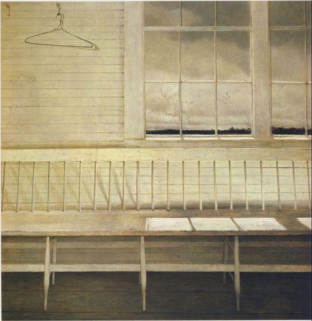 Andrew Wyeth- живопись длясозерцания иразмышления. Изображение № 4.