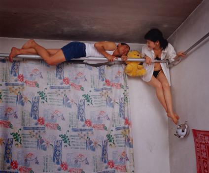 Летающие и падающие люди Ли Вея. Изображение № 7.