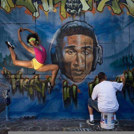Человек танцующий. Изображение № 4.