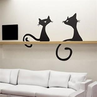 Кошки в интерьере. Изображение № 65.