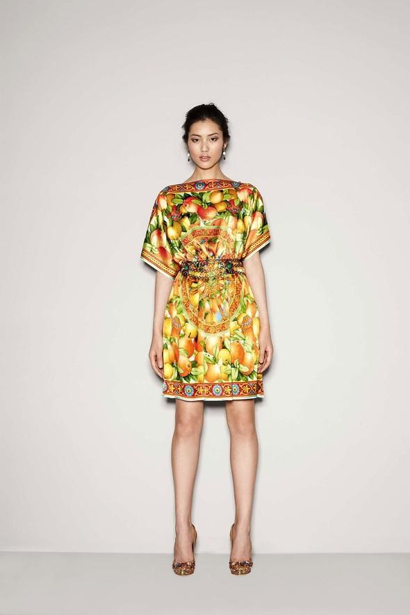 Лукбук: Dolce & Gabbana FW 2011 Women's. Изображение № 54.