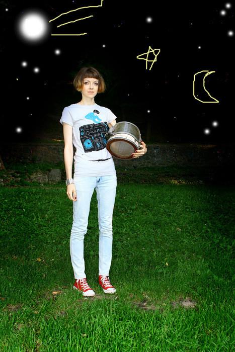 SHUTTLE – Интернет-магазин космических футболок. Изображение № 3.