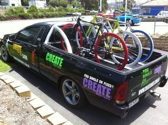 Изображение 19. Create заново создали велосипед.. Изображение № 2.