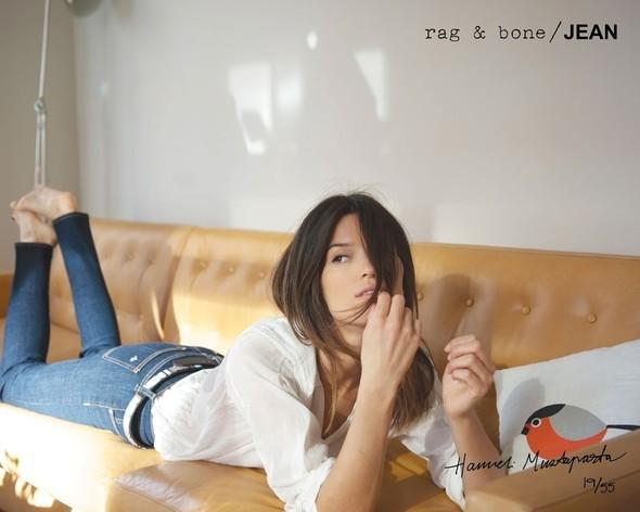 Кампания: Ханнели Мустапарта для Rag & Bone. Изображение № 11.