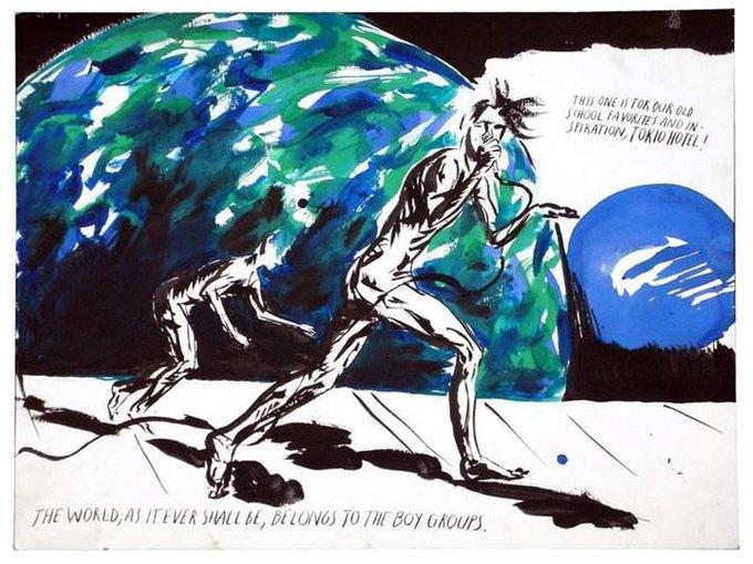 27 работ, за которые я люблю автора обложек Black Flag и Sonic Youth. Изображение № 7.
