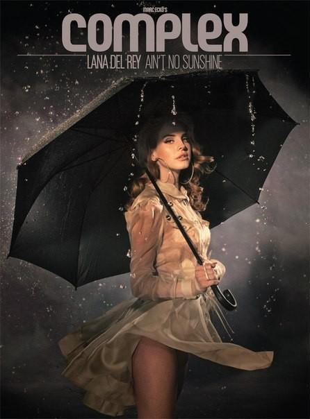 Сьемка: Лана дель Рей для Complex february/march 2012. Изображение № 2.