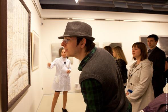 Ночь музеев в НИИ Эрарта. Как это было. Изображение № 45.