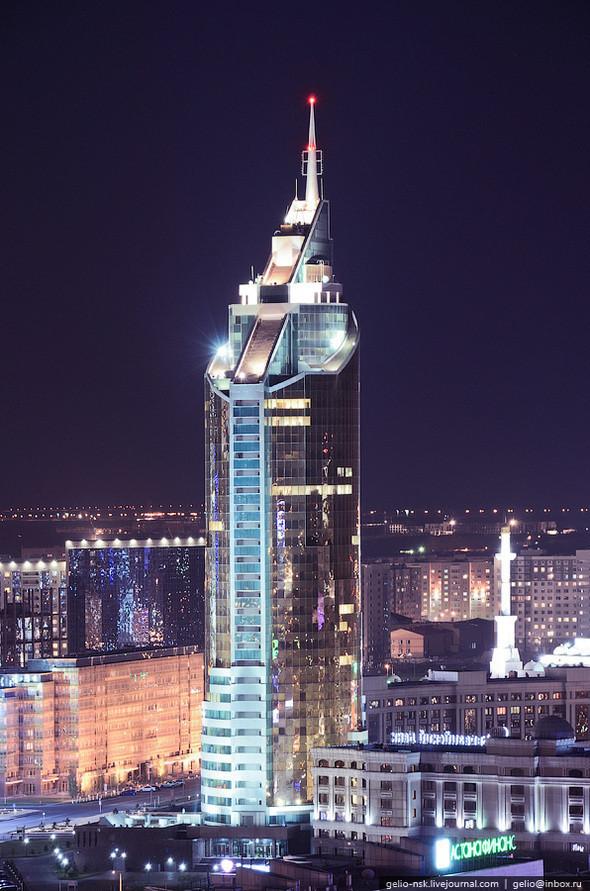 Изображение 9. Астана с высоты птичьего полета.. Изображение № 7.