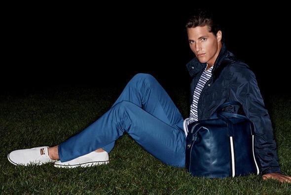 Мужские рекламные кампании: Zara, H&M, Bally и другие. Изображение № 23.