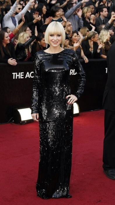 «Оскар»-2012: Красная дорожка. Изображение № 49.