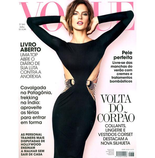 8 новых обложек Vogue. Изображение № 1.