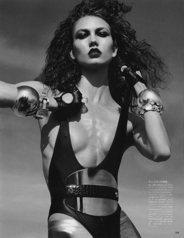 Съемки: Numero, Vogue, W и другие. Изображение №88.