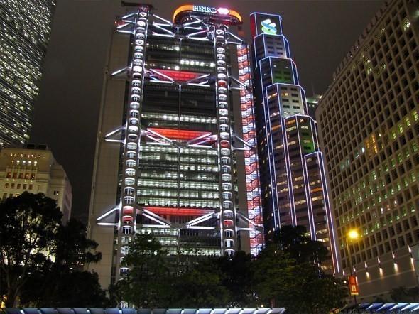 Небоскрёб HSBC, Гонконг. Изображение № 2.