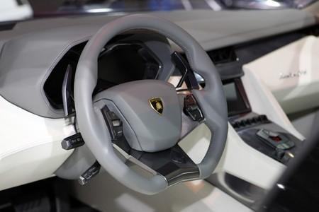 Lamborghini Estoque. Изображение № 5.