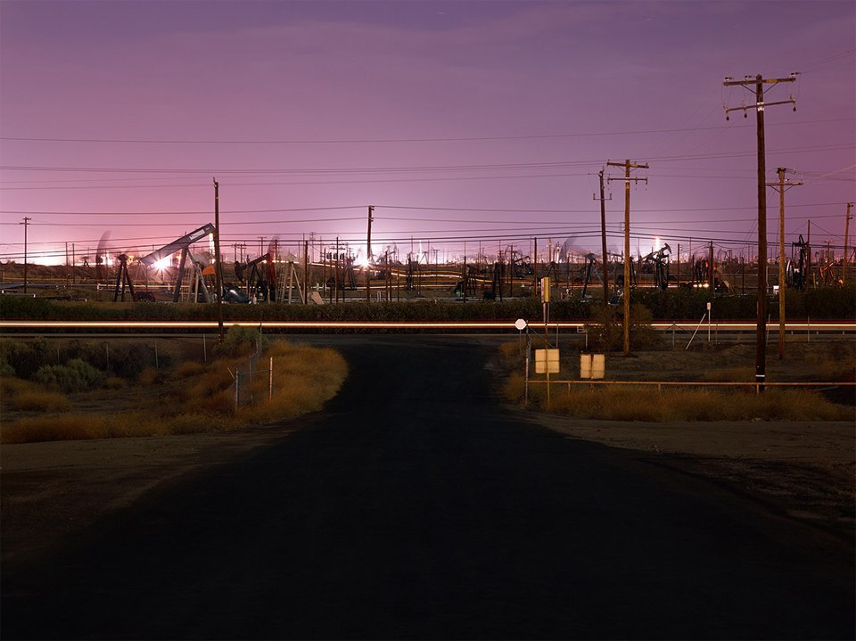 Фабрики из хоррора: ночная индустриальная фотография. Изображение № 17.