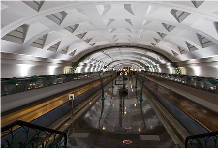 . Следующая станция «Славянский бульвар». Изображение № 2.