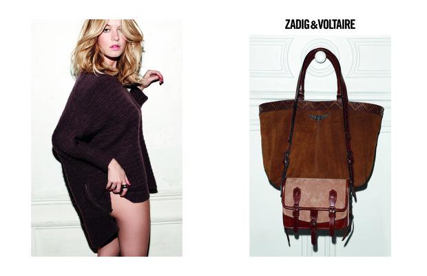 Новая рекламная кампания Zadig&Voltaire. Изображение № 2.