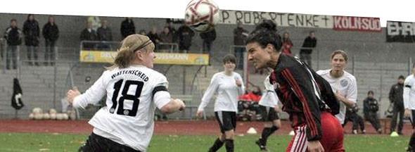 Женщины тоже играют в футбол!. Изображение № 1.