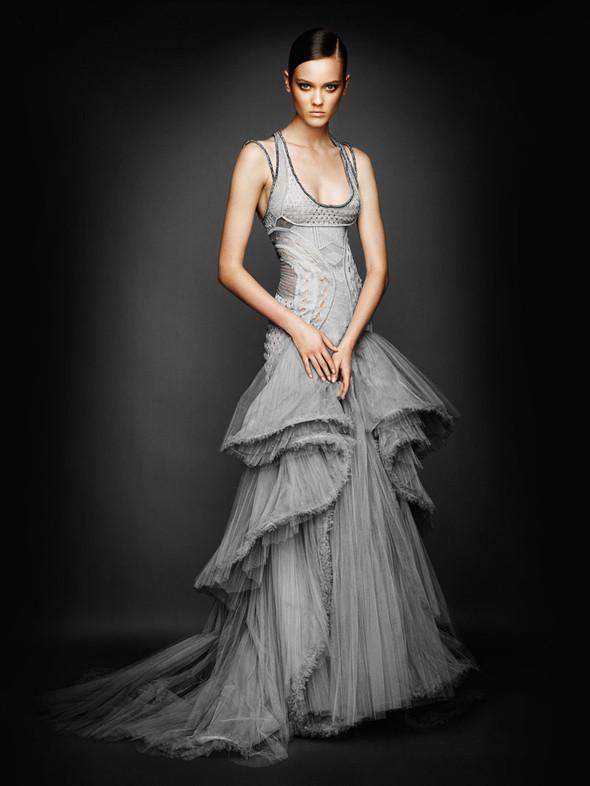 Atelier Versace FW 2010. Изображение № 21.