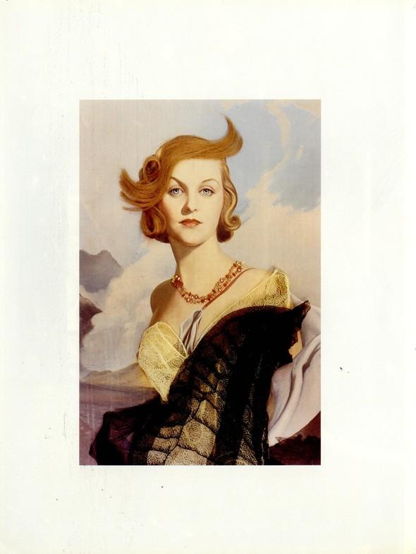 Архивная съёмка: Тим Уокер для итальянского Vogue, 2001. Изображение № 11.