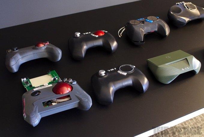 Появилось первое изображение игровой приставки Valve. Изображение № 1.