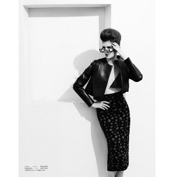 Новые съемки: Vogue, V и другие. Изображение № 36.