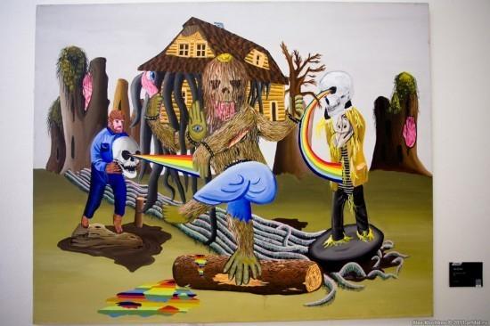 Музей современного искусства в Чехии: Искусство и шок. Изображение № 41.
