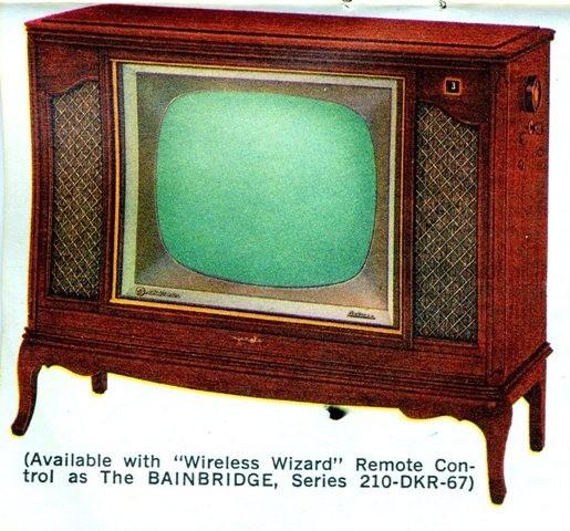 Телевизоры 1960х годов. Изображение № 27.