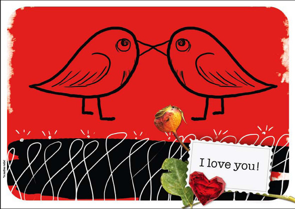 Валентин и анти-Валентинки. Изображение № 15.