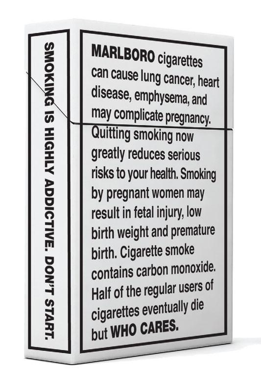 Курение убивает. Изображение № 2.