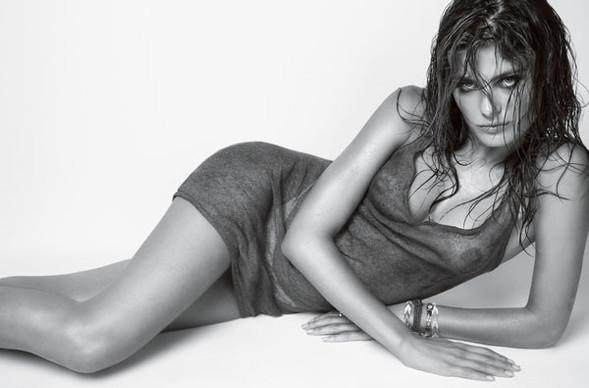 Vogue Homme Brazil Isabeli Fontana by Jacques Dequeke. Изображение № 1.