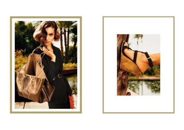Изображение 12. Рекламные кампании: Yves Saint Laurent, Chanel и другие.. Изображение № 25.