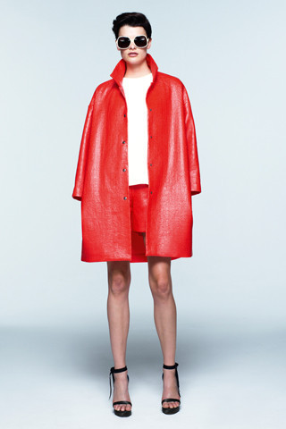 Коллекции  Resort 2013: Balenciaga, The Row, Pringle of Scotland и другие. Изображение № 21.