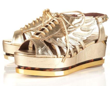 Мечты шузоголика: Обувь на платформе. Изображение № 9.