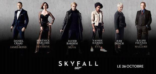 "007: Координаты ""Скайфолл"". Изображение № 1."