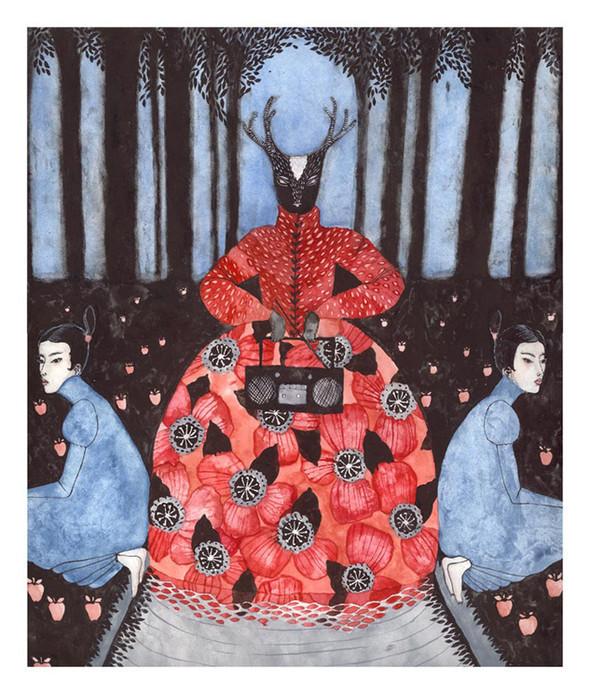 Иллюстрации Riikka Sormunen. Изображение № 13.