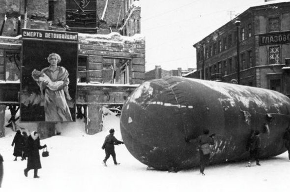 Блокада ленинграда. Изображение №6.