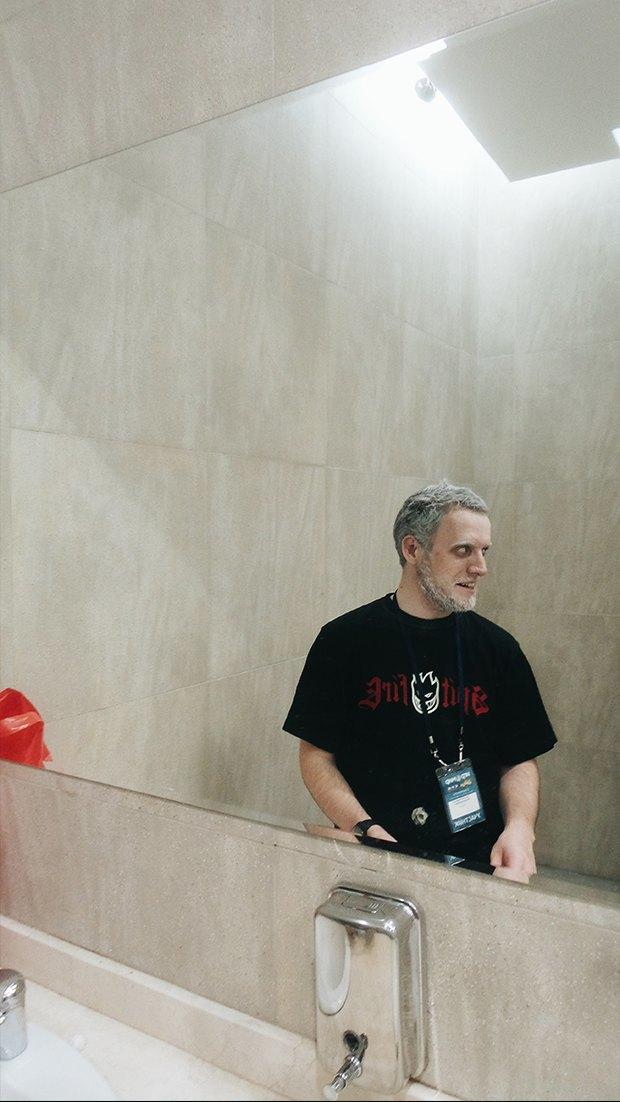 Comic Con в Москве: Почему я косплеил ворчливого деда. Изображение № 6.