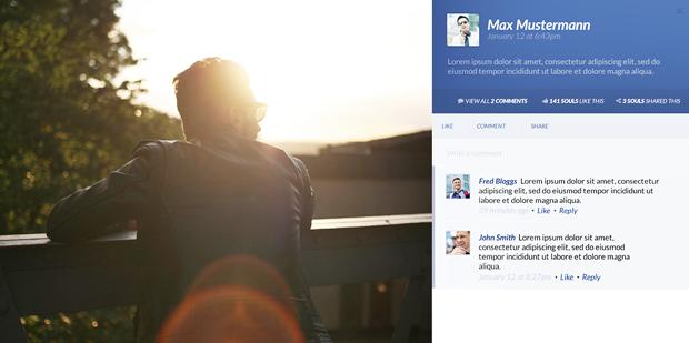 Редизайн дня: полностью новая веб-версия Facebook. Изображение № 11.