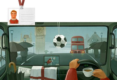Мирглазами дальнобойщиков. Изображение № 12.