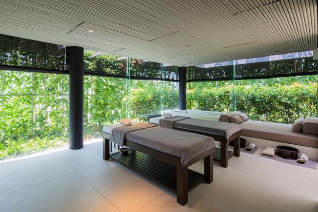 Архитектура дня: белый спа-центр во Вьетнаме с растениями на фасаде. Изображение № 19.