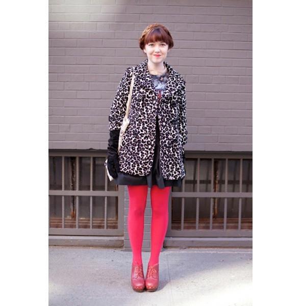 Изображение 96. На полях: 10 тенденций уличного стиля с прошедших недель моды.. Изображение № 96.